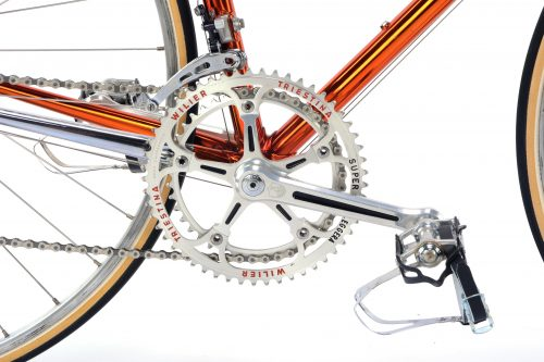 WILIER Superleggera Ramata Campagnolo Super Record 1982, Eroica vintage steel collectible bike