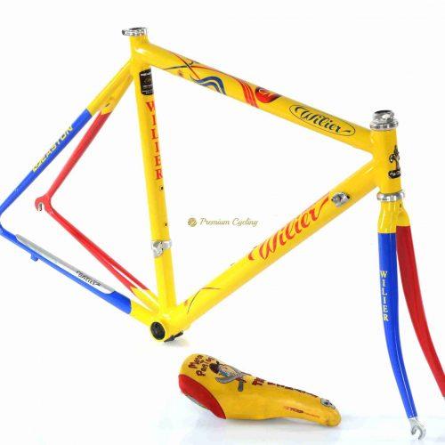 WILIER Alpe d'Huez Easton Elite Marco Pantani 1997-98