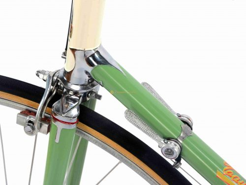 1955-56 TAURUS Corsa, Campagnolo Gran Sport, L'Eroica vinatge steel bike