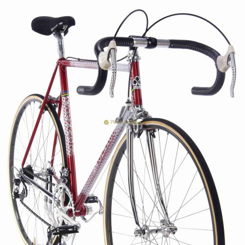 1982 COLNAGO Nuovo Mexico, Campagnolo Super Record, Eroica vintage steel collectible bike by Premium Cycling
