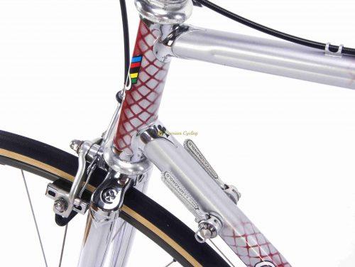 1982 COLNAGO Nuovo Mexico, Campagnolo Super Record, Eroica vintage steel collectible bike by Premium Cycling