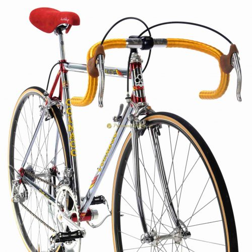 1982 COLNAGO Oval CX Campagnolo 50th Anniversary, Eroica vintage steel collectible bicycle by Premium Cycling