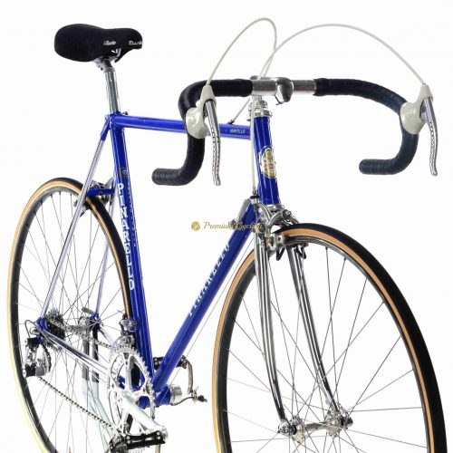 Mid 1980s PINARELLO Montello SLX, Campagnolo Super Record groupset, Eroica vintage steel collectible bike