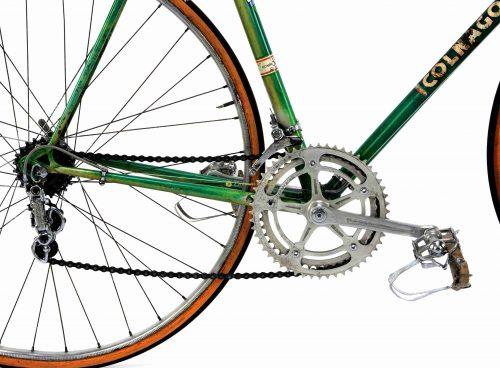 1960-61 COLNAGO Super Freccia, Campagnolo Gran Sport, Eroica vintage steel collectible bike