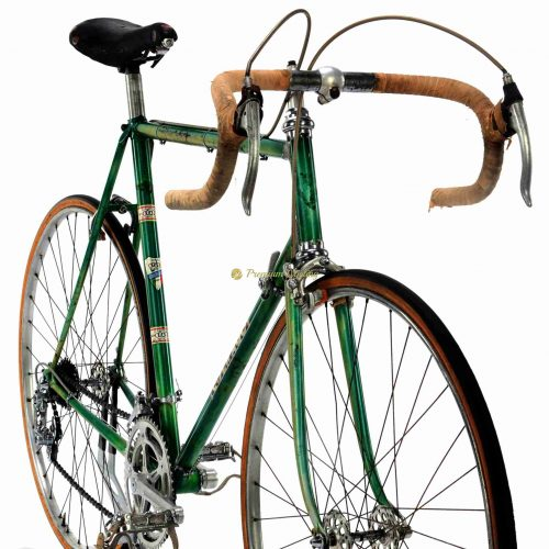 1960-61 COLNAGO Super Freccia, Campagnolo Gran Sport, Eroica vintage steel collectible bike
