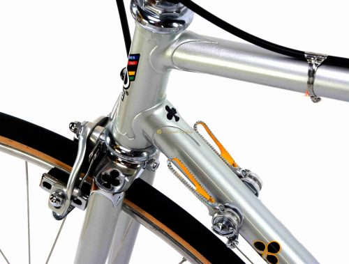1972-73 COLNAGO Super Campagnolo Nuovo Record, Eroica vintage steel collectible bike by Premium Cycling