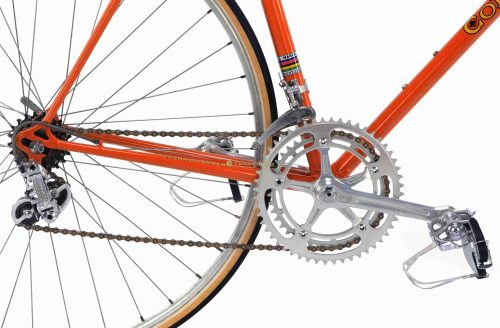 1973-74 COLNAGO Super Campagnolo Nuovo Record, Eroica vintage steel collectible bicycle by Premium Cycling