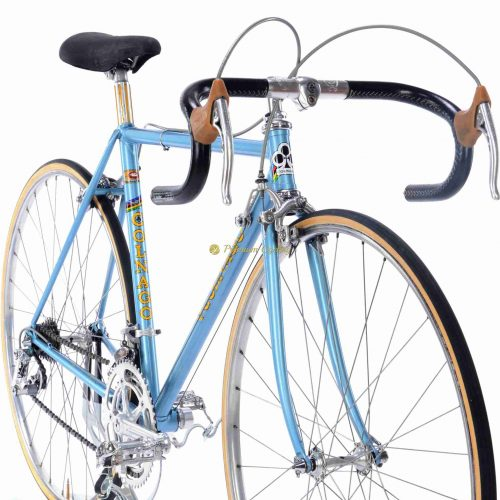 1975 COLNAGO Super Campagnolo Nuovo Record, Eroica vintage steel collectible bike by Premium Cycling