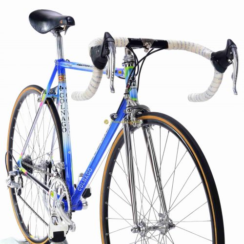 1995 COLNAGO Master Olympic Decor, Campagnolo Record 8s, vintage steel collectible bike by Premium Cycling