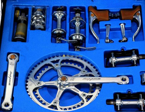 1983 CAMPAGNOLO 50th Ann groupset