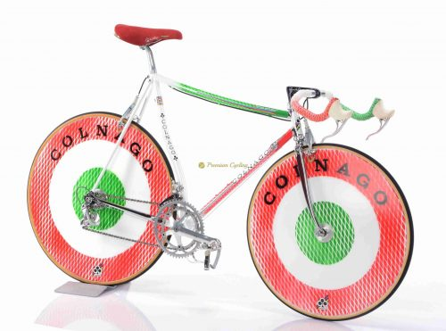 COLNAGO Master Crono Del Tongo 26-28, luxury vintage collectible bike by Premium Cycling