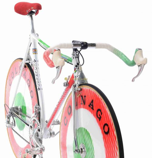 COLNAGO Master Crono Del Tongo 26-28, luxury vintage collectible bike by Premium Cycling