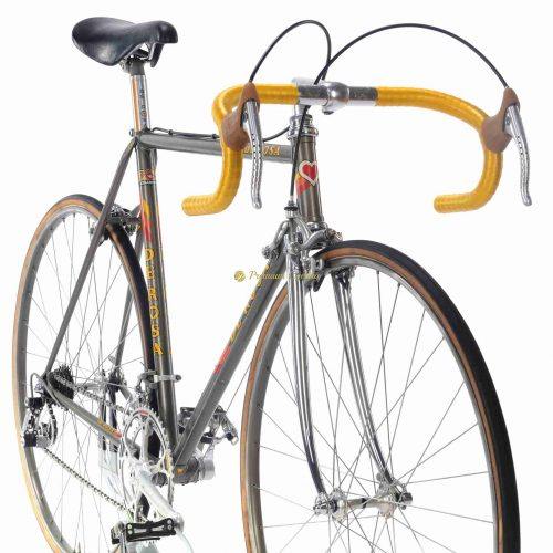 Early 1980s DE ROSA Professional Super Record, Eroica vintage steel collectible bike