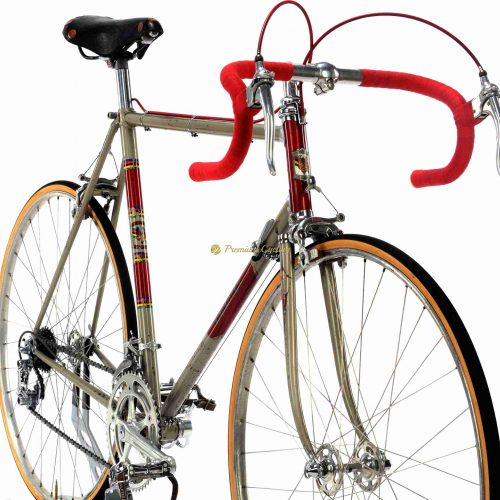 FREJUS Tour de France, Campagnolo Record 1st gen mid 1960s, Eroica vintage steel collectible bike by Premium Cycling
