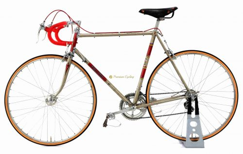FREJUS Tour de France, Campagnolo Record 1st gen mid 1960s, Eroica vintage steel collectible bike by Premium Cycling