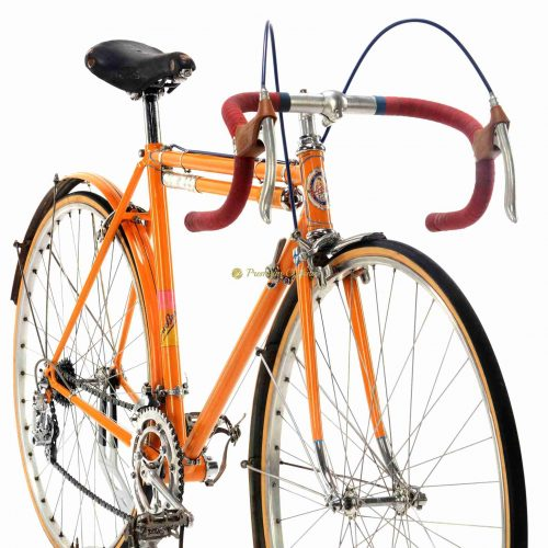 Mid 1950s BARTALI Santamaria, Campagnolo Gran Sport, L'Eroica vintage steel collectible bicycle by Premium Cycling