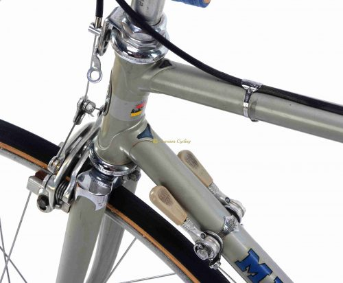 1967 MASI Special Campagnolo Record 1st gen, Eroica vintage steel collectible bike by Premium Cycling