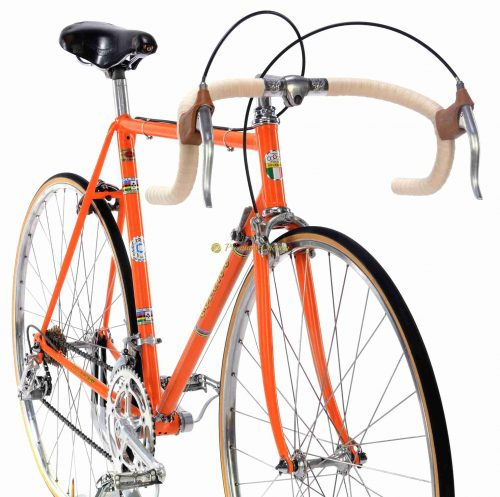 1968 COLNAGO Super Roma, Campagnolo Nuovo Record, Eroica vintage steel collectible bike by Premium Cycling