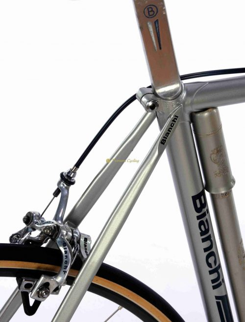 1983 BIANCHI Specialissima X3 Special Edition, Campagnolo Super Record, Eroica vintage steel collectible bike