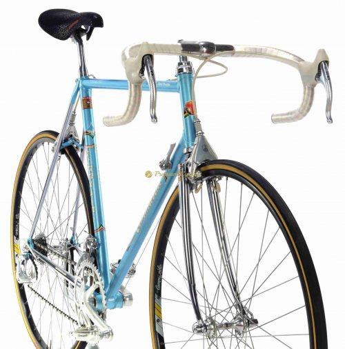 1987 TOMMASINI Super Prestige SLX, Campagnolo C Record Delta NOS new old stock, Eroica vintage steel collectible bike by Premium Cycling