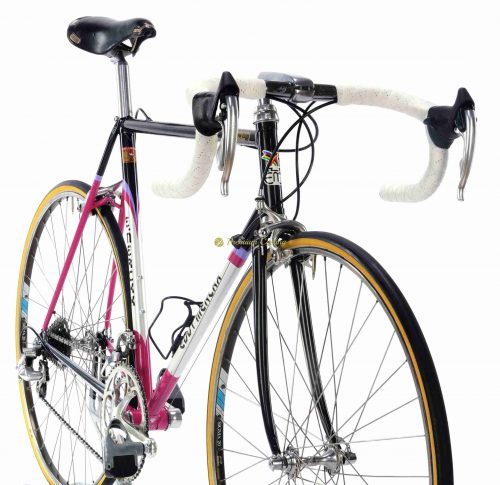 1992-93 EDDY MERCKX Corsa Extra SLX, Campagnolo Record 8s, vintage steel collectible bike by Premium Cycling