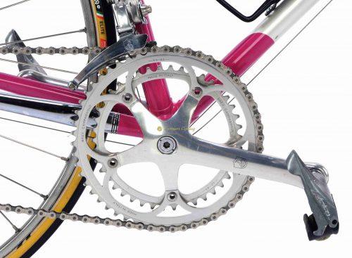 1992-93 EDDY MERCKX Corsa Extra SLX, Campagnolo Record 8s, vintage steel collectible bike by Premium Cycling