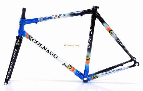 2002 COLNAGO C40 B-stay Mapei 54cm
