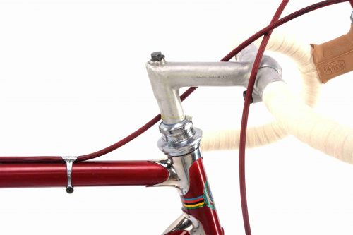 Late 1950s FAUSTO COPPI Campionissimo by Fiorelli, Campagnolo Gran Sport, Eroica vintage steel collectible bike by Premium Cycling