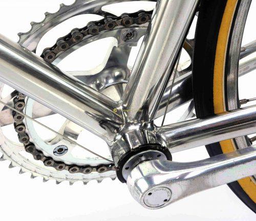 STELBEL Inox Dynamics, Shimano Dura Ace 7402, vintage steel collectible bike by Premium Cycling