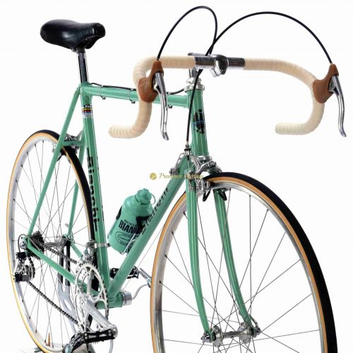 1976 BIANCHI Specialissima Campagnolo Super Record 1st gen Felice Gimondi, Eroica vintage steel collectible bike by Premium Cycling