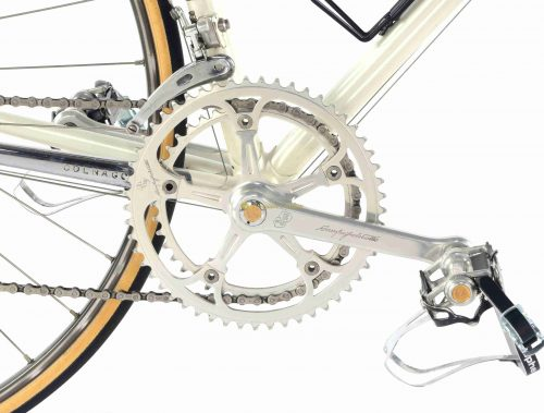 1983 COLNAGO Nuovo Mexico, Campagnolo 50th Anniversary groupset, Eroica vintage steel collectible bike by Premium Cycling