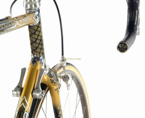1986 COLNAGO Arabesque Regal, Campagnolo C Record Cobalto, Eroica luxury vintage steel collectible bike by Premium Cycling