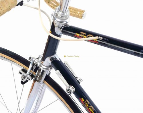 1986 DACCORDI 50anni SLX, Campagnolo 50th Anniversary, Eroica vintage steel collectible bike by Premium Cycling