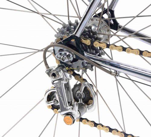 1986 DACCORDI 50anni SLX, Campagnolo 50th Anniversary, Eroica vintage steel collectible bike by Premium Cycling