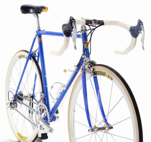 1994 TOMMASINI SLX NEW, Campagnolo Record 8s, Gipiemme Tecno 416, vintage steel collectible bike by Premium Cycling