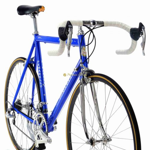 1997 PINARELLO Paris, Campagnolo Record Titanium 9s, vintage steel collectible luxury bike by Premium Cycling