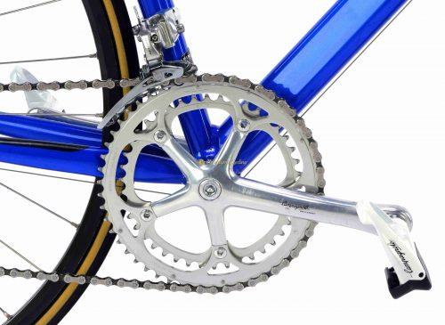 1997 PINARELLO Paris, Campagnolo Record Titanium 9s, vintage steel collectible luxury bike by Premium Cycling