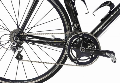 2004 COLNAGO 50th Anniversary no.589, Campagnolo Record Titanium 10s, vintage collectible bike by Premium Cycling