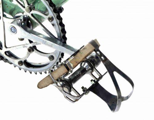 Mid 1950s BIANCHI Campione del mondo Fausto Coppi Campagnolo Gran Sport, Eroica vintage steel collectible bike