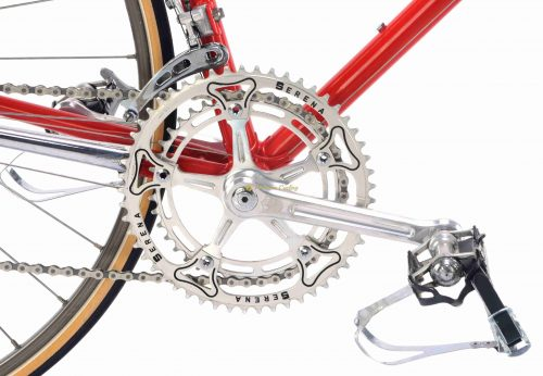 1980-81 SERENA Corsa Super Record, vintage steel Eroica bicycle by Premium Cycling