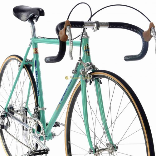 1983 BIANCHI Specialissima Campagnolo Super Record, Eroica vintage steel collectible bike by Premium Cycling