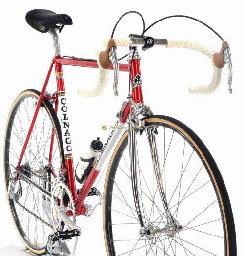 1983 COLNAGO Nuovo Mexico Saronni Del Tongo, Campagnolo 50th Anniversary, Eroica vintage steel collectible bike by Premium Cycling