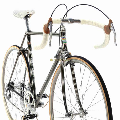 1984 PINARELLO Montello Cromovelato Campagnolo 50th Anniversary, Eroica vintage steel collectible bike