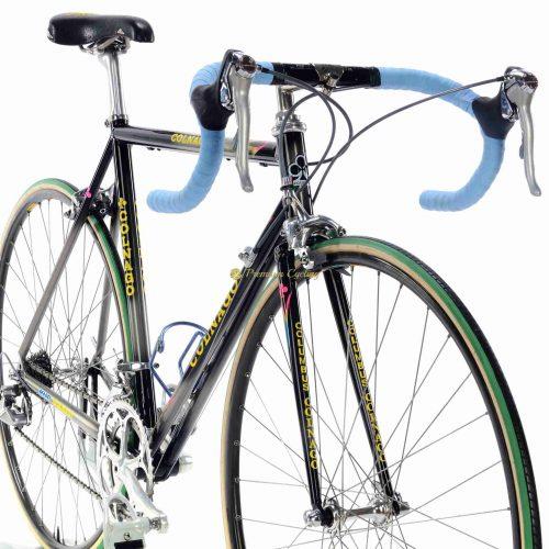 1995 COLNAGO Bititan Titanio Mapei T.Rominger replica, vintage titanium bike by Premium Cycling