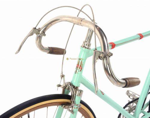 BIANCHI Modello M Tipo Giro d'Italia 1927, Eroica vintage collectible bike by Premium Cycling