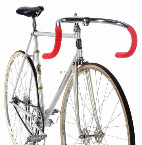 CINELLI Supercorsa Pista early 1960s, vintage steel track bike by Premium Cycling