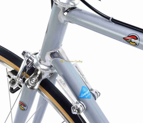 CINELLI Supercorsa SLX Campagnolo 50th Anniversary 1986, Eroica vintage steel collectible bike by Premium Cycling