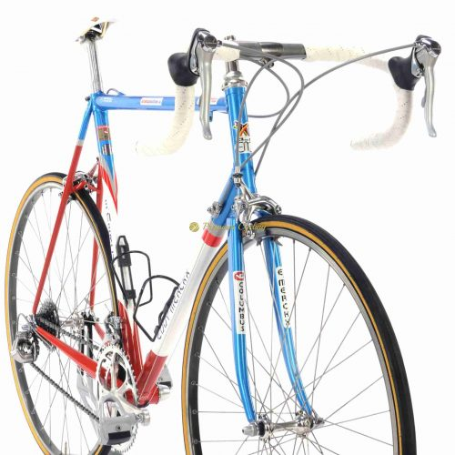 EDDY MERCKX MXL Leader Team Motorola 1992, vintage steel collectible bike by Premium Cycling