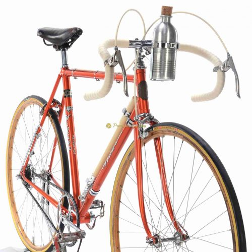 Early 1940s WILIER Triestina Campagnolo Cambio Corsa Due leve gears, Eroica vintage steel collectible bike by Premium Cycling