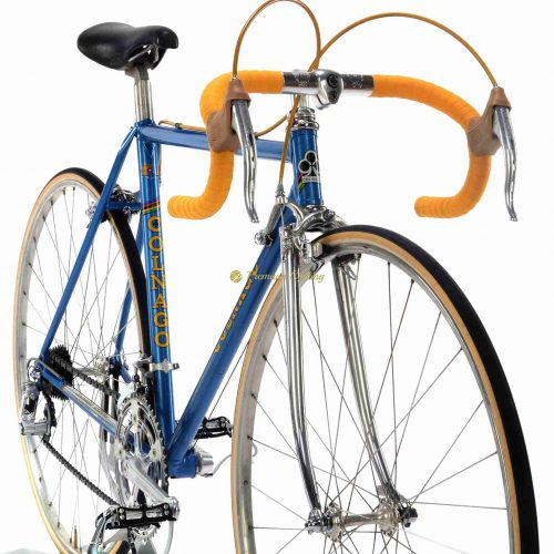 Late 1970s COLNAGO Export Campagnolo Nuovo Gran Sport, vintage steel Eroica bike by Premium Cycling